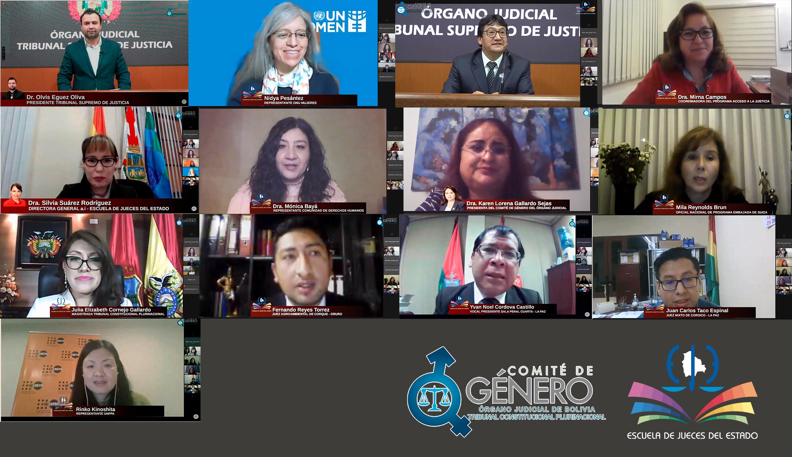 PREMIAN A GANADORES DEL CONCURSO NACIONAL DE SENTENCIAS CON PERSPECTIVA DE GÉNERO (TERCERA VERSIÓN)