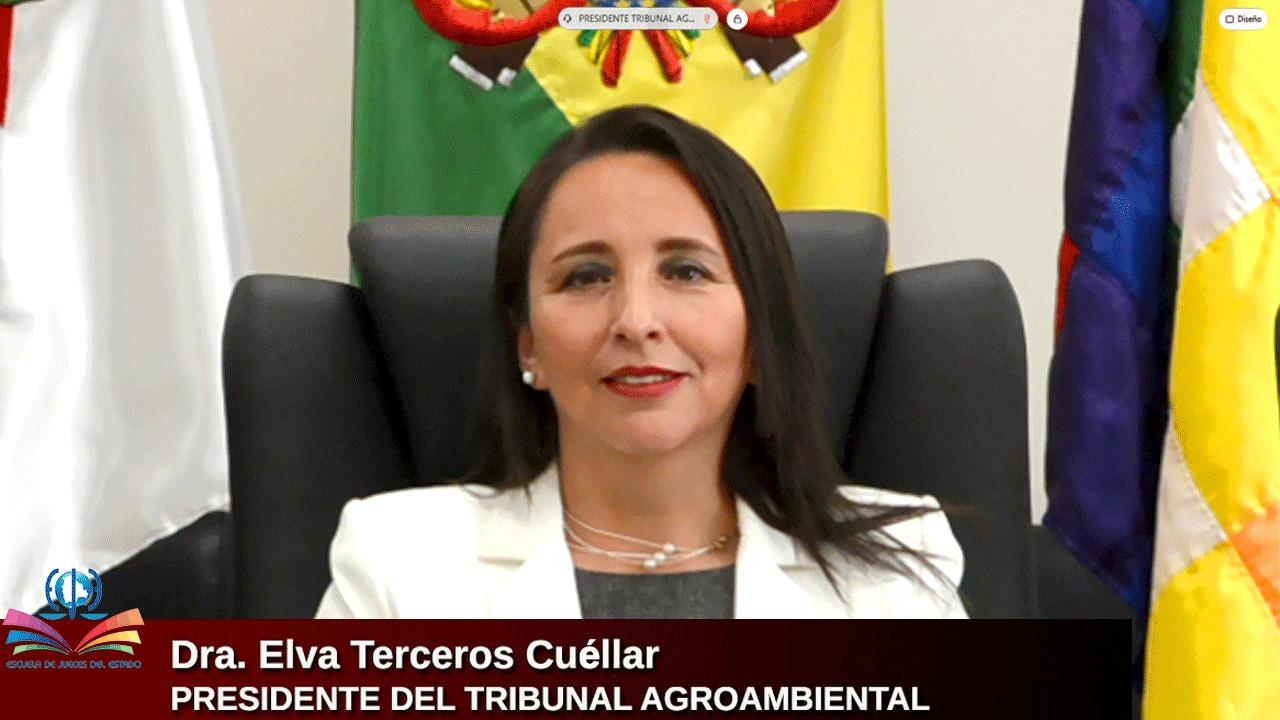INFORME DE RENDICIÓN PÚBLICA DE CUENTAS DESTACA APORTE DE LA EJE EN LA IMPLEMENTACIÓN DE AUDIENCIAS JUDICIALES VIRTUALES Y LA FORMACIÓN Y CAPACITACIÓN A SERVIDORES JUDICIALES Y EXTERNOS