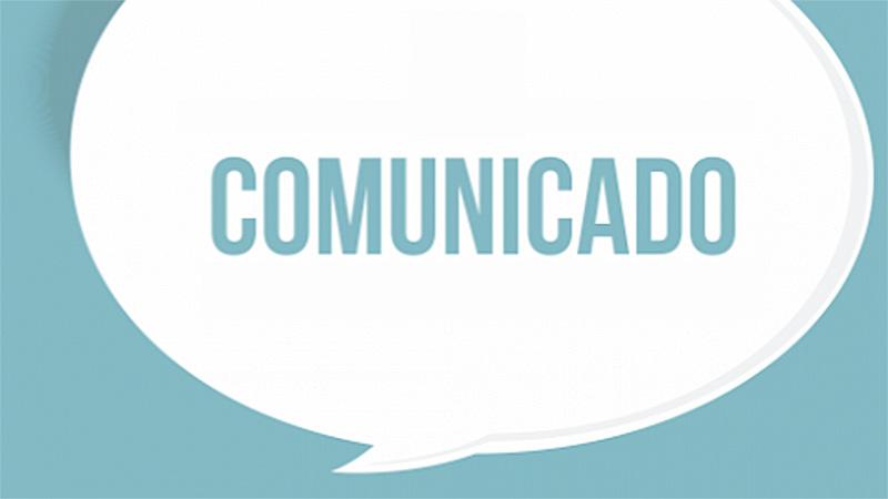 COMUNICADO REPROGRAMACIÓN DE LA FASE DE EXAMEN DE ADMISIÓN