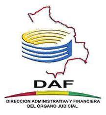 Dirección Administrativa y Financiera del Órgano Judicial